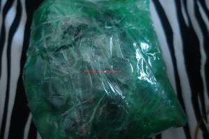 Signature Green Wrap