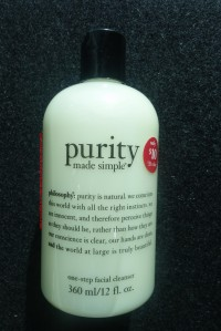 Philosophy Purity made simple cleanser Sephora Black Friday